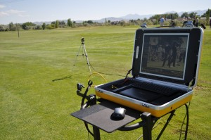 JC Video Golf Unit